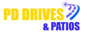 Pd Drives & Patios Logo