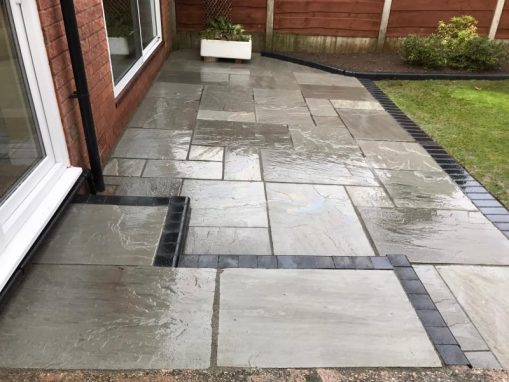 Patios Altrincham, Manchester - PD Drives & Patios