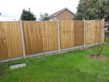 Fencing Altrincham, Manchester - PD Drives & Patios - 3
